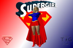 Heroine Prime Supergirl: Fact Sheet by TrekkieGal