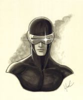 Cyclops Marker Sketch by Protokitty