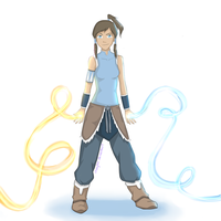 Legend of Korra by Rhaylee