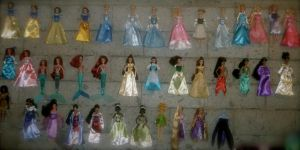 DISNEY DOLLS COLLECTION by jay3jay