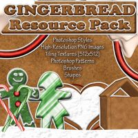 Gingerbread resource pack by suztv