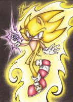Super Sonic by SonicBornAgain
