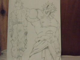 Broly 4 by foxtrot20