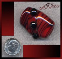 Bleeding Oil by AJGlass