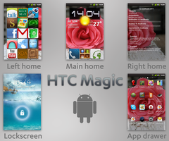 HTC Magic, June 16th by kanttii