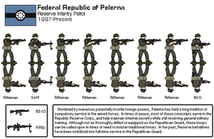 Pelernan Reserve Infantry by Another-Eurasian