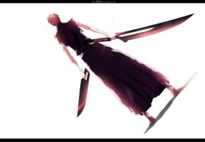 bleach 542 - The Blade is Me by i-azu