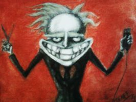 Freaky Fred by Vampirainbow