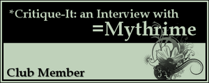 Member: Mythrime by Critique-It