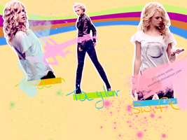 Taylor Swift Layout Banner by asmith9O