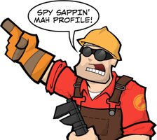 SPY by HunterMantis