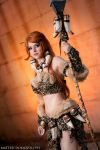 Nidalee - League of Legend by MatteoDomizioliPH