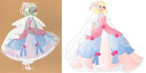 A differend Cinderella concept by Willemijn1991