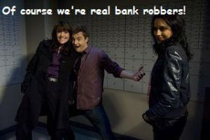 Bank Robbers by Tygger3389