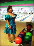 bowling beauty by dionne11