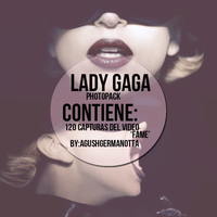 Photopack: Lady Gaga #4. by AgushGermanotta