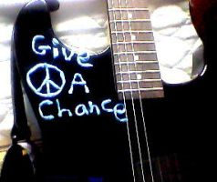 Give Peace a Chance by PirateHunter4ev