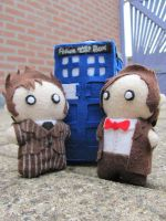 2 Doctors - 1 T.A.R.D.I.S by Haldthin