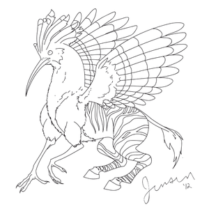 African Hippogriff