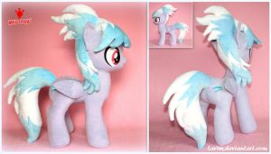 My Little Pony - Cloudchaser by Lavim