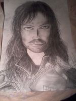 The Hobbit: Kili by AlexMercer-Sara123