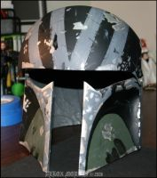 Velox Custom Mando WIP 06 by Velox-Mortis