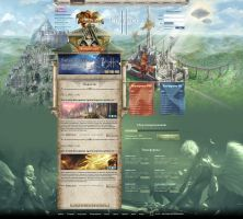 LineAge2 site ''Relax.net'' by DattaDesign