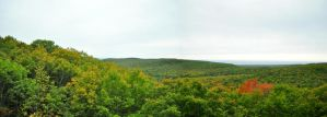 Porcupine Mountains by Peterodl