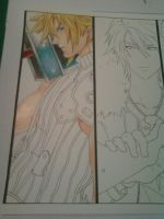 Preview Men of Final Fantasy by Yoite7