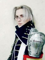 Trinity Blood - Abel by adelhaid