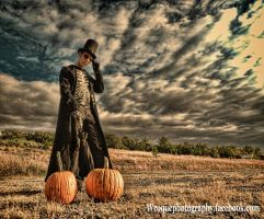 my pumpkins by wroquephotography