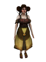 Fable  The Journey - Betty by deant01