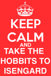 Take the Hobbits by Wolfp3lt
