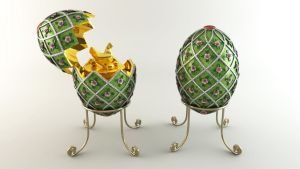 Faberge Egg by PhilJacques