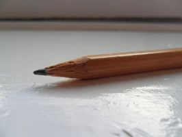 Pencil by tracysuzanne