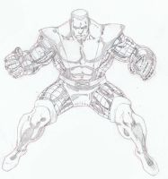 colossus by timothygreenII