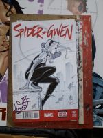 Gwen Cover C2E2 2015 by MichaelDooney