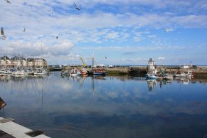 Normandy Harbour by YunaHeileen