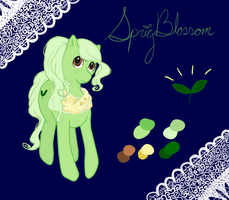SprigBlossom by Flamesketti