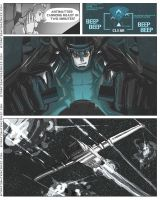 STARFIGHTER PANELS 13 by HamletMachine