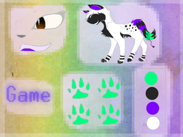Game reference sheet :PC: by Moon-Journey