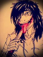Creepypasta - Smile For The Camera .... by ilovemajinbuu