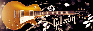 Gibson Guitar by Jp182