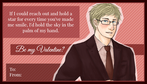 APH Valentine's Special - Sweden by ceefam