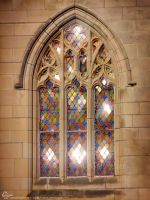 Colored Glass by acegallagher
