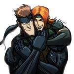 SNEAKING UP ON THE LEGENDARY SOLID SNAKE(WHAT IF) by Sabrerine911