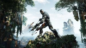 Crysis 3 Image by Scarlighter