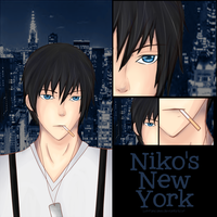 Niko's New york by joiachi