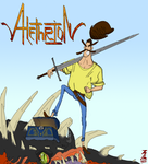 Alethrion, The First Hero by BLITZFenix