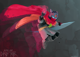 Hyper Light Drifter by Promilie